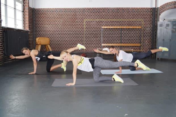 Virtuelle Fitness-Tipps zum Abnehmen