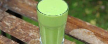 SuperGoodFood Green Avocado Shake