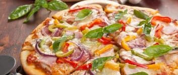 Thunfisch Low Carb Pizza