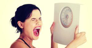 Frust: Zunehmen trotz Training