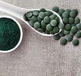 spirulina tabletten
