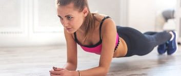 Trainieren Zuhause statt im Fitness Studio