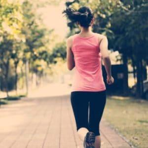 Trainingsfehler von Frauen